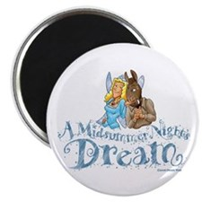 A Midsummer Night's Dream Magnet