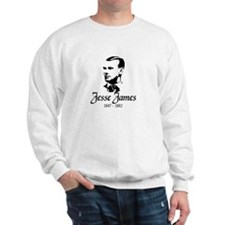 Jesse James on Sweatshirt