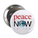 "Peace Now 2.25"" Button (100 pack)"