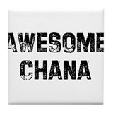 Awesome Chana Tile Coaster