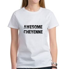 Awesome Cheyenne Tee