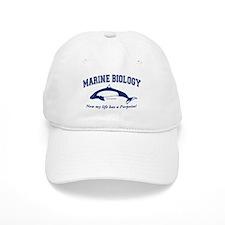 Marine Biology Baseball Cap