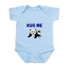 HUG ME WITH PANDA BEAR Body Suit
