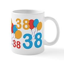 38 Years Old - 38th Birthday Mug Mugs
