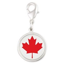 Canadian Maple Leaf Charms