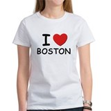 I love Boston Tee