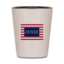 JESSE Shot Glass