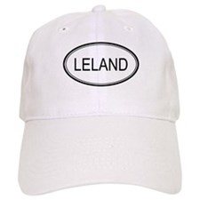 Leland Oval Design Baseball Cap