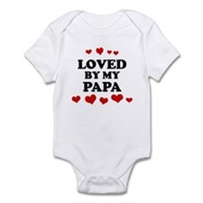Loved: Papa Infant Bodysuit