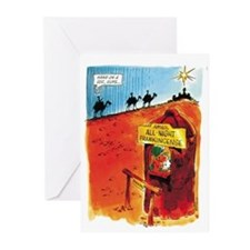 Frankincense Christmas Greeting Cards (Pk of 10)