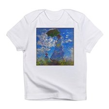Monet - Woman with a Parasol Infant T-Shirt