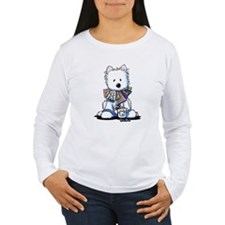 Westie KiniArt Addict T-Shirt