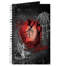 Gothic Love Be Mine Journal