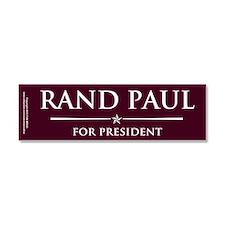 Vote Rand Paul President Car Magnet 10 x 3