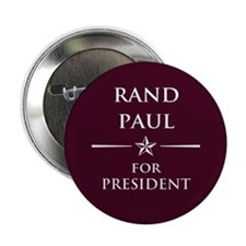 "Vote Rand Paul President 2.25"" Button"