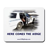 The Judge Mousepad
