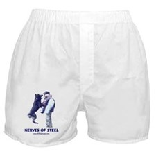 Nerves of Steel Boxer Shorts