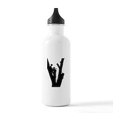 Tree Cutter Water Bottle
