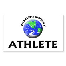 World's Sexiest Athlete Decal
