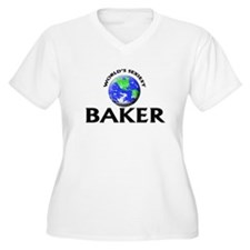 World's Sexiest Baker Plus Size T-Shirt