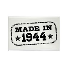 Made In 1944 Rectangle Magnet