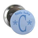 Baby C 2.25&quot; Button (10 pack)