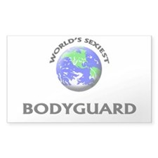 World's Sexiest Bodyguard Decal