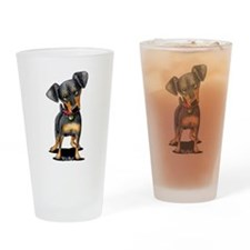 Min Pin Drinking Glass