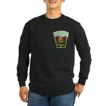 Helena Police Long Sleeve Dark T-Shirt