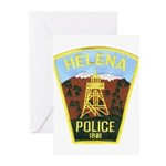 Helena Police Greeting Cards (Pk of 10)