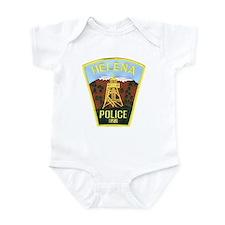 Helena Police Infant Bodysuit