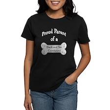 Black & Tan Proud Parent Tee