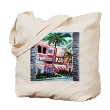 """On the Avenue"" Tote Bag"