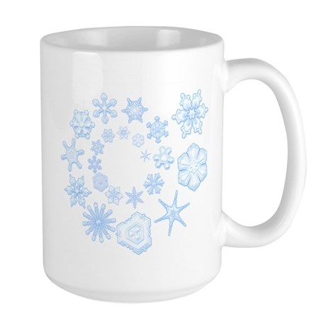 Flurry Large Mug