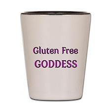 GLUTEN FREE GODDESS 4 Shot Glass