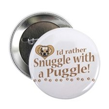 "Snuggle Puggle 2.25"" Button (10 pack)"