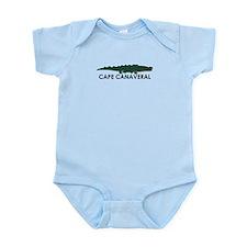 Cape Canaveral - Alligator Design. Infant Bodysuit
