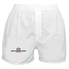 Loved: Great Grandfather Boxer Shorts