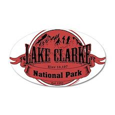 lake clarke 2 Wall Decal