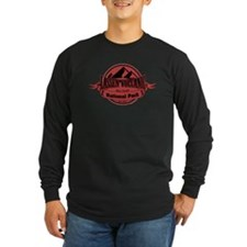 lassen volcanic 5 Long Sleeve T-Shirt