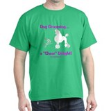 Grooming Shear Delight Black T-Shirt