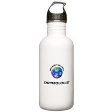 World's Sexiest Enzymologist Water Bottle