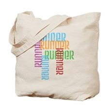 Variety Runner Tote Bag