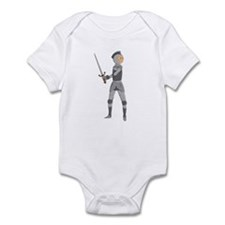 Armored Knight Infant Body Suit