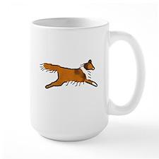Sable Sheltie Mug