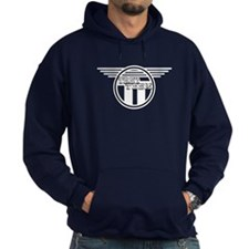 Trey Teem Band black back Hoody