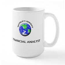 World's Sexiest Financial Analyst Mug