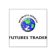World's Sexiest Futures Trader Sticker