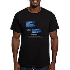 Composite Pattern T-Shirt