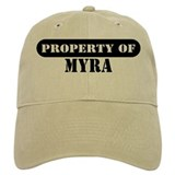 Property of Myra Cap